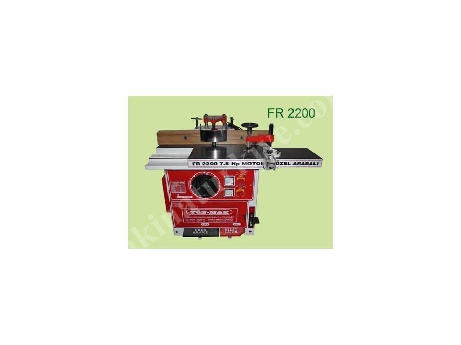 Yön-Mak Fr 2200 7.5 Kv Dik Freze