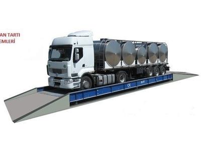 Araç Kantarı - 40 Ton