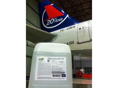 Uçak Temizleyici Sıvı - 20 Lt