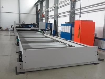 Bystronıc 302-14 4000W Lazer Kesim Makinası