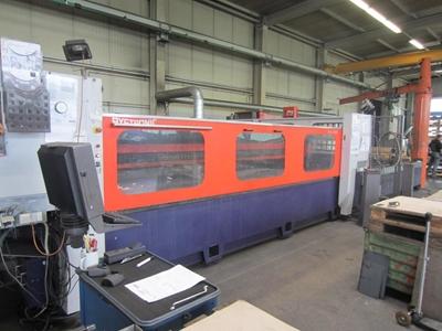 Bystronıc 303-14 4400W Lazer Kesim Makinası