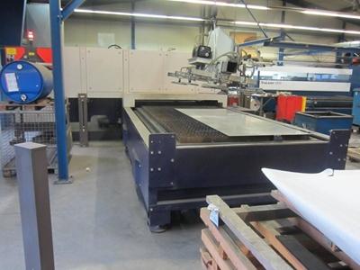 Bystronıc 304-14 4400W Lazer Kesim Makinası
