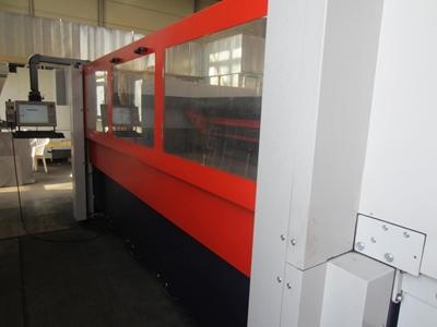 Bystronıc 305-14 4400W Lazer Kesim Makinası
