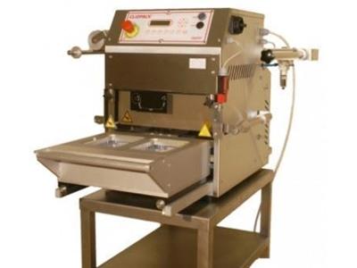 Yarı Otomatik Tabak Kapama Makinası