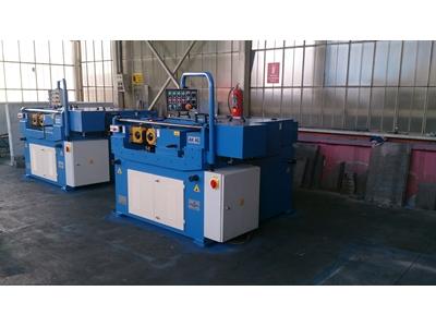 Vida Ovalama Makinası 40 Ton