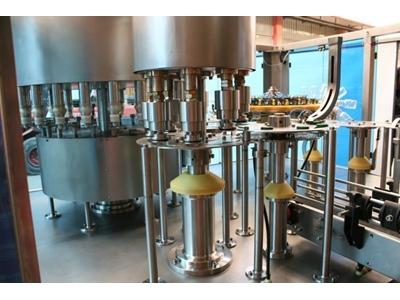 Rotatif Sıvı Dolum Makinası