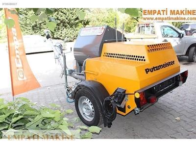 Putzmeister Karasıva Makinesi P13