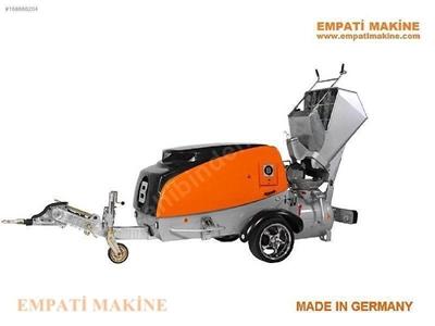Brınkmann Şap Makinası Dc550 BS