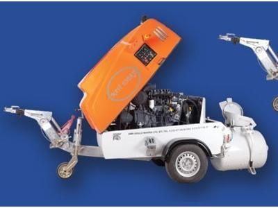Mavi Enerji Şap Makinası