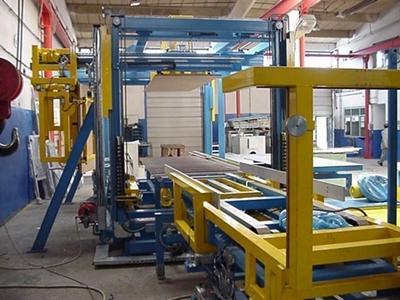 ESP Blok CNC Kesme Makinası