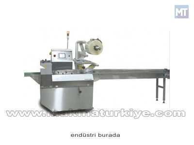 Full Otomatik Yatay Ambalaj Makinası
