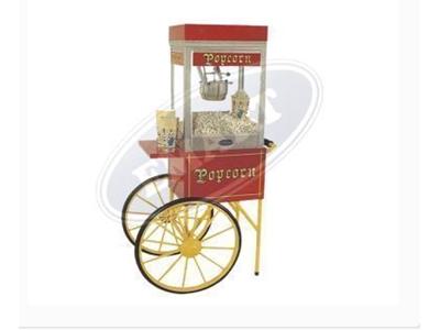 Patlamış Mısır Makinası İzmir Modeli