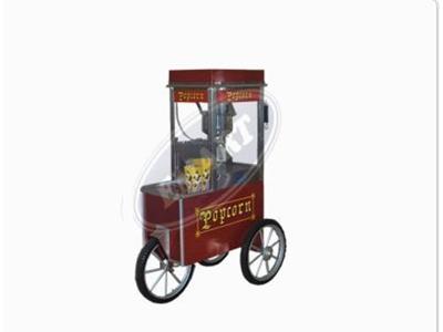Patlamış Mısır Makinası Bodrum Modeli