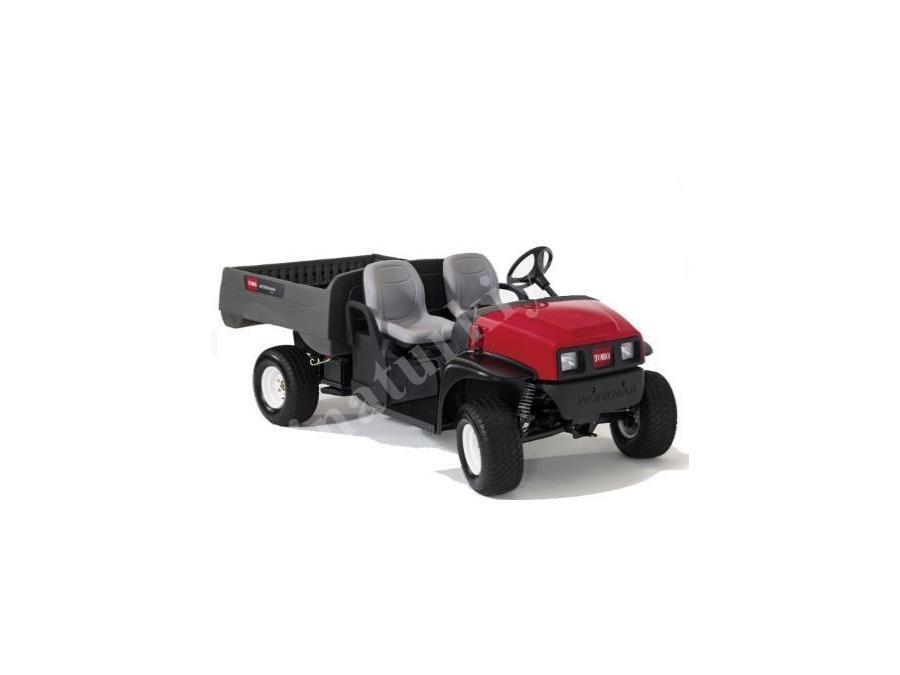 Benzinli Hizmet Amaçlı Golf Arabası
