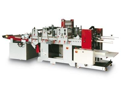 Metro 78/105 - Otomatik Katlama Ve Yapıştırma Makinası