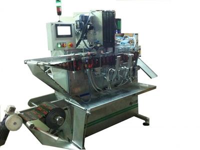 Kolonyalı Mendil Paketleme Makinesi