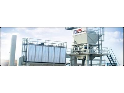 Elibol Batch Tipi Asfalt Plent Kapasite 40 Ton /Saat