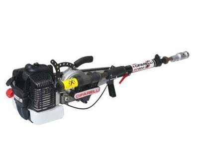 Benzin Motorlu Zeytin Silkeleme Makinası