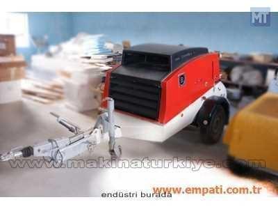 BRINKMANN ŞAP MAKİNESİ 2001 MODEL TURBOLU, EMPATİ MAKİNE
