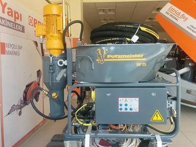 Putzmeister Mp 25 Alçı Sıva Makinası