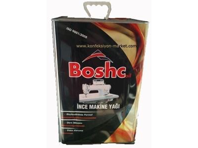 Boshc Dikiş Makina Yağı ( 16 Litre )
