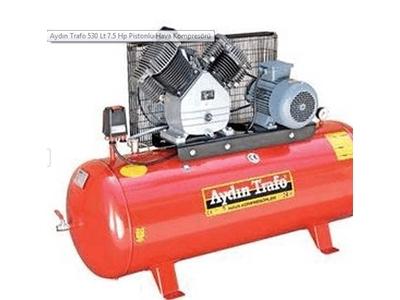 Aydın Trafo 530 Lt 7.5 Hp Pistonlu Hava Kompresörü