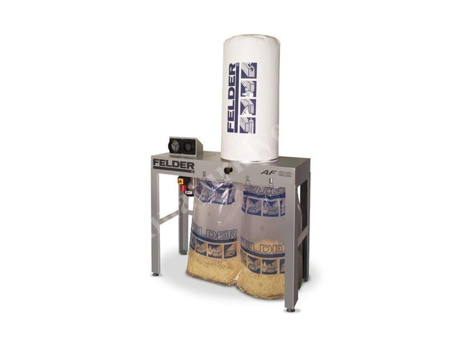 Sabit Toz Emme Makinası - 2 x 200 Litre
