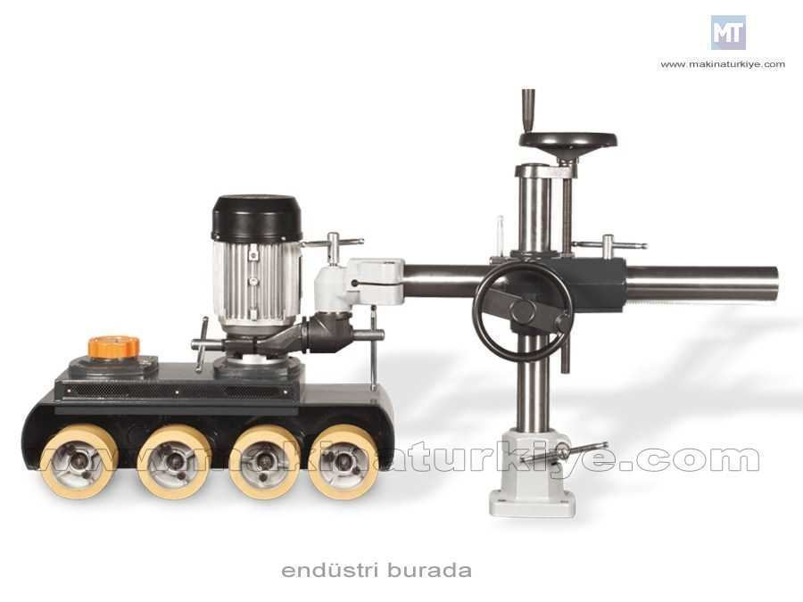 Sanayi Besleme Robotu - Değişken Besleme 120X60 Mm