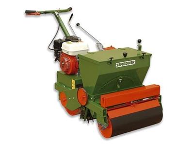 Çim Tohum Ekim Makinası - Çalışma Genişliği 50 Cm