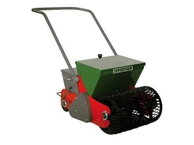 Çim Tohum Ekim Makinası - Çalışma Genişliği 100 Cm