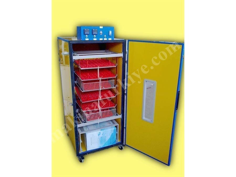 Kombine Kuluçka Makinası (432 Yumurta)