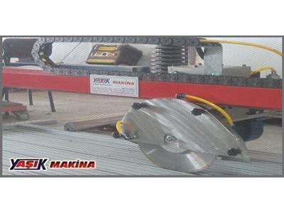 Sulu Seramik, Mermer Kesme Makinesi YM-1300-300
