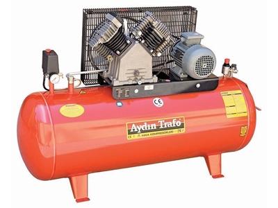 Pistonlu Hava Kompresörü - 200 Lt Aydın Trafo 22-220