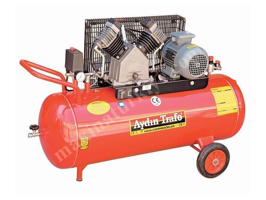 Pistonlu Hava Kompresörü - 275 Lt
