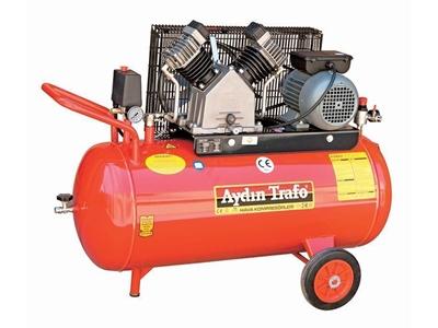 Pistonlu Hava Kompresörü - 210 Lt Aydın Trafo 21-100M