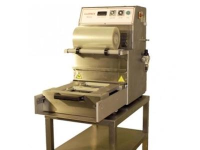 Yarı Otomatik Tabak Kapatma Makinası - 365 X 265 Mm