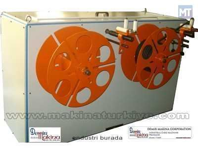 Hortum-Fitil Filament sarma kangallama makinası