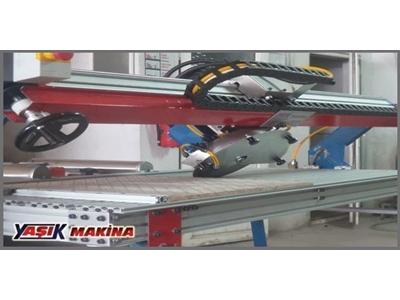 Granit, Sulu Seramik, Mermer İçin Düzve Açılı Kesim Makinesi YM-1000-300