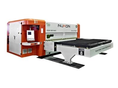 Eco Fiber Lazer Kesim Makinası - 500 Wat