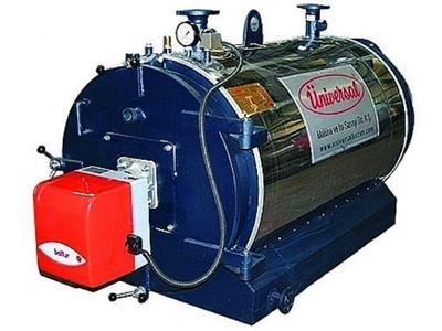 Karşı Basınçlı Sıcak Su Kazanı - 175,000 Kcal / Saat