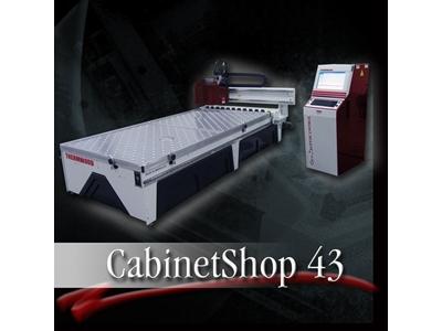 Cnc Ahşap İşleme Makinası - Cabinetshop 43