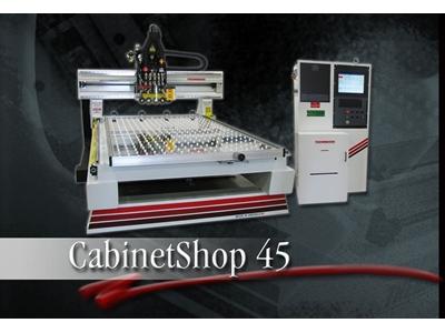 Cnc Ahşap İşleme Makinası - Cabinetshop 45