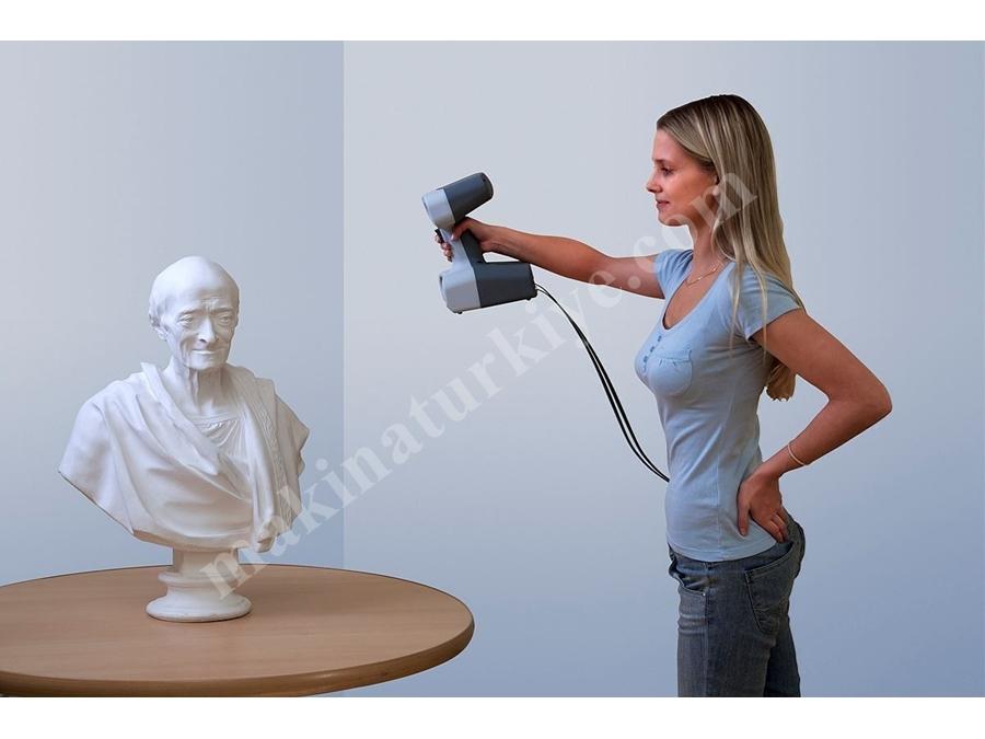 3D Tarayıcı Makinası - Artectm M