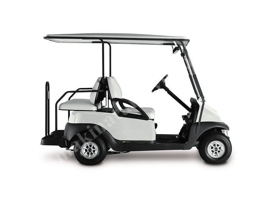 Elektrikli Golf Arabası - Villager 4