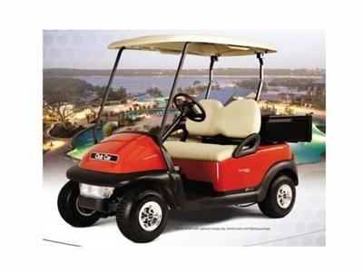 Elektrikli Golf Arabası - 8 Volt