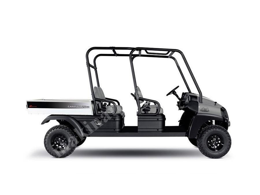 4X4 Benzinli Golf Arabası Kawasaki Motor - 20,1 Hp