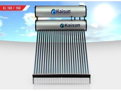 Vakumlu Güneş Enerjisi Sistemi - 150 Lt