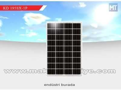 Güneş Paneli - 95 Watt