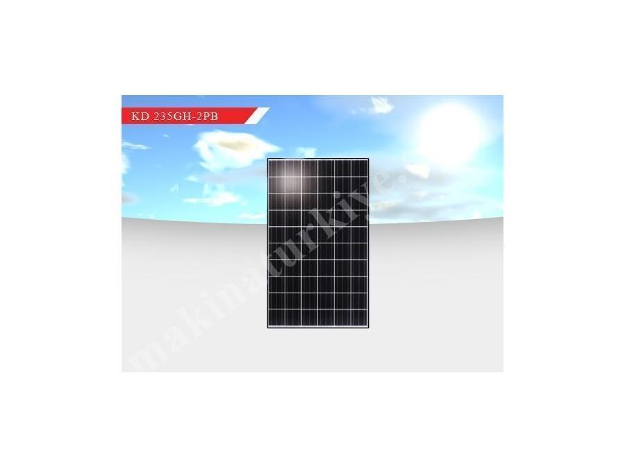 Güneş Paneli - 235 Watt