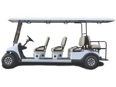 Elektrikli Golf Arabası 6+2 Kişilik - 4,5 Kw